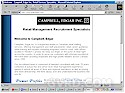 Greater Vancouver Careers, Employment, and Jobs: Campbell, Edgar Inc., Retail Recruitment Services